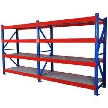Industrial Warehouse Metal Heavy Duty Storage Shelves / Rack