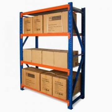 Industrial Customized Warehouse Rack Storage Shelf with Custom Plastic Pallet with Lid