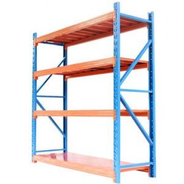 Heavy Display Adjustable Rivet Racksupermarket/Warehouse Steel Metal Shelving
