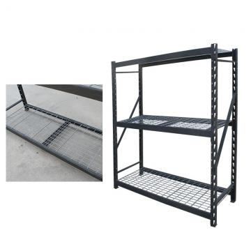 Galvanized Industrial Storage Racks Steel Wire Shelving for Warehouse