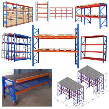 Durable Steel Storage Warehouse Shelving Tool Trolley