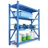 Modular Medical Storage Shelving in Alumium